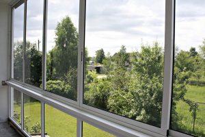 Алюминиевое остекление балконов и лоджий - плюсы и минусы