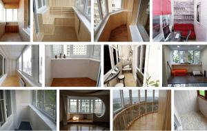 Чем лучше обшить балкон внутри - отзывы профессионалов