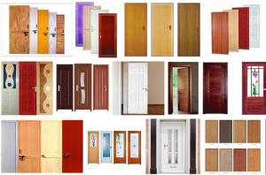 Двери из ПВХ вохдные и межкомнатные - плюсы и минусы