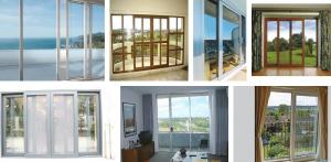 Раздвижные двери на балкон - виды, плюсы и минусы