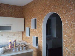 Отделка углов в квартире декоративными уголками: правила крепления уголоков на арку и другие углы