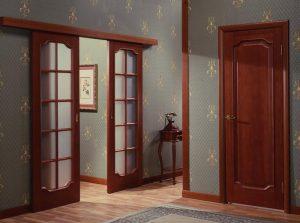 Двери межкомнатные двойные или распашные - что лучше для отдельных комнат?