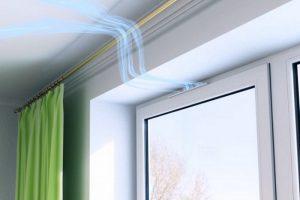 Как происходит регулировка микропроветривания пластиковых окон?
