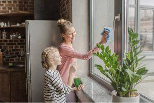 Уход за пластиковыми окнами зимой и летом, правила эксплуатации металлопластика