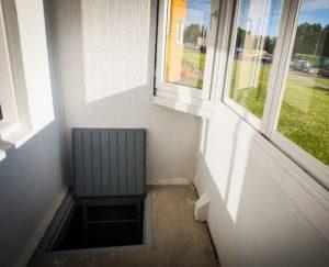 Погреб на балконе своими руками: как сделать, инструкции и законность