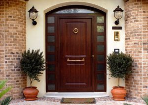Входные двери размеры с коробкой: стандартные и нестандартные габариты дверного проёма