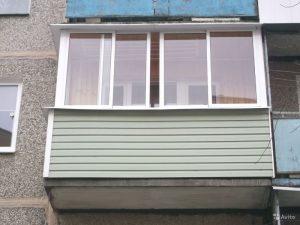 Как отделать балкон снаружи сайдингом: стоимость процедуры и возможность выполнить работу самому