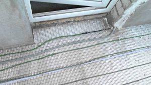 Теплый пол на балконе своими руками и с помощью специалистов