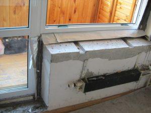 Алюминиевое остекление балкона отзывы