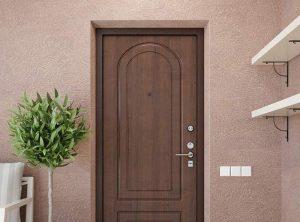 Накладка на входную металлическую дверь: как правильно выбрать декорацию для дверного полотна?