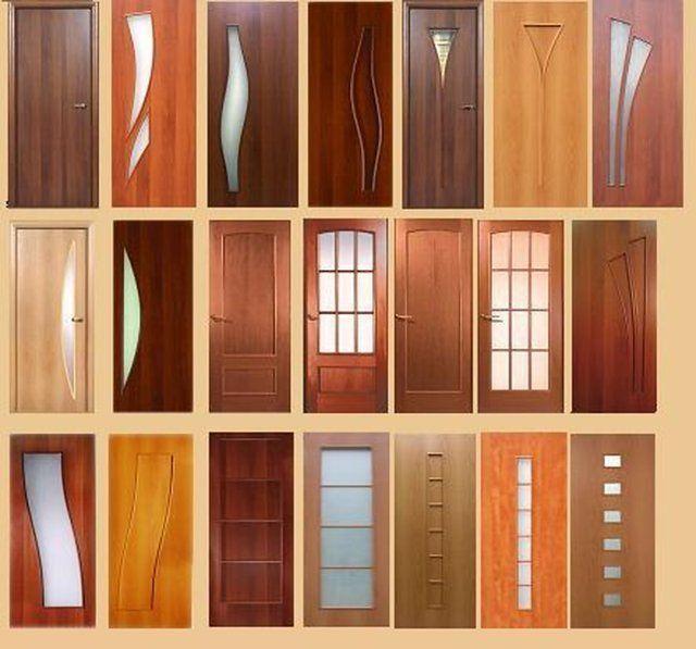 Как подобрать межкомнатные двери по цвету: правильное сочетание тонов