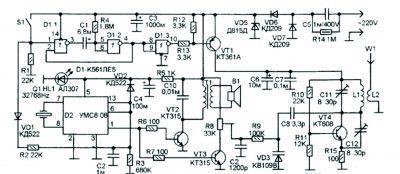Беспроводной звонок на дверь: как сделать своими руками, материалы и схемы