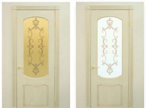 Виды стекол для межкомнатных дверей - советы по подбору