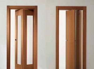 Раздвижные двери книжка межкомнатные: плюсы и минусы