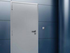 Двери технические противопожарные: условия производства и принцип установки