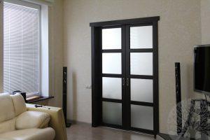 Раздвижные двери в японском стиле: преимущества и недостатки, особенности выбора
