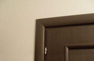 Размер наличника межкомнатной двери по ГОСТ: как правильно подбирать дверной короб?