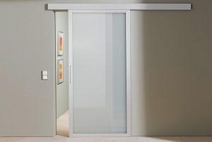 Самостоятельная установка откатных дверей межкомнатных: нюансы монтажа конструкции