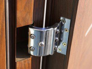 Дверные петли для тяжелых деревянных и металлических дверей: классификация и способы установки