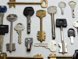 Типы ключей для дверных замков: разновидности конструкций