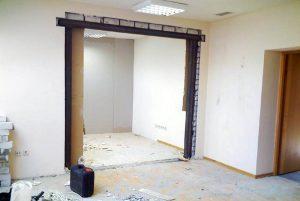 Чем заложить дверной проем в квартире: способы закрыть дверь полностью или частично